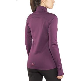Craft Pin Halfzip Pullover Damen tune/fantasy